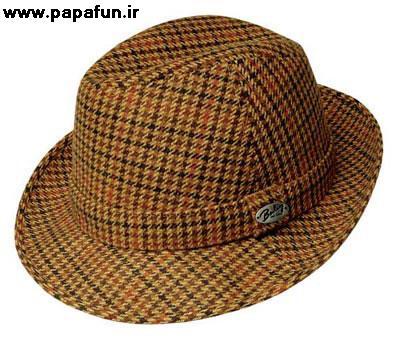 کلاه رسمی مدل مردانه