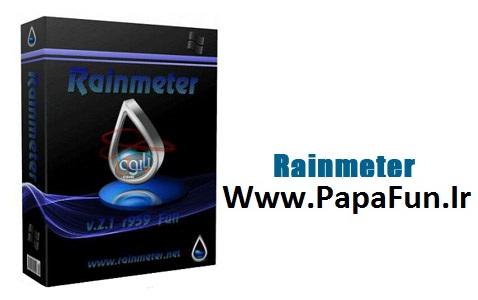 دانلود Rainmeter
