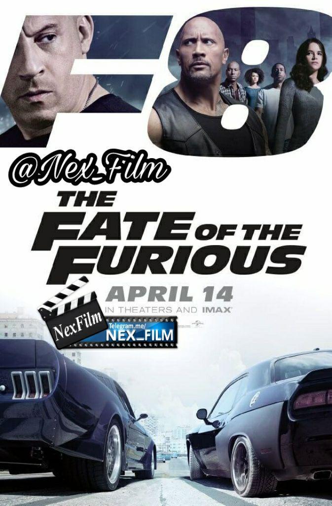 فیلم سینمایے سریع و خشن 8